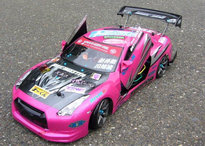 Japanese Tamiya Drift Cars - TamiyaBlog