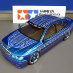 Tamiya 2012 RC Modelers work contest 12