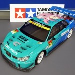 Tamiya 2012 RC Modelers work contest 14
