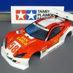 Tamiya 2012 RC Modelers work contest 22