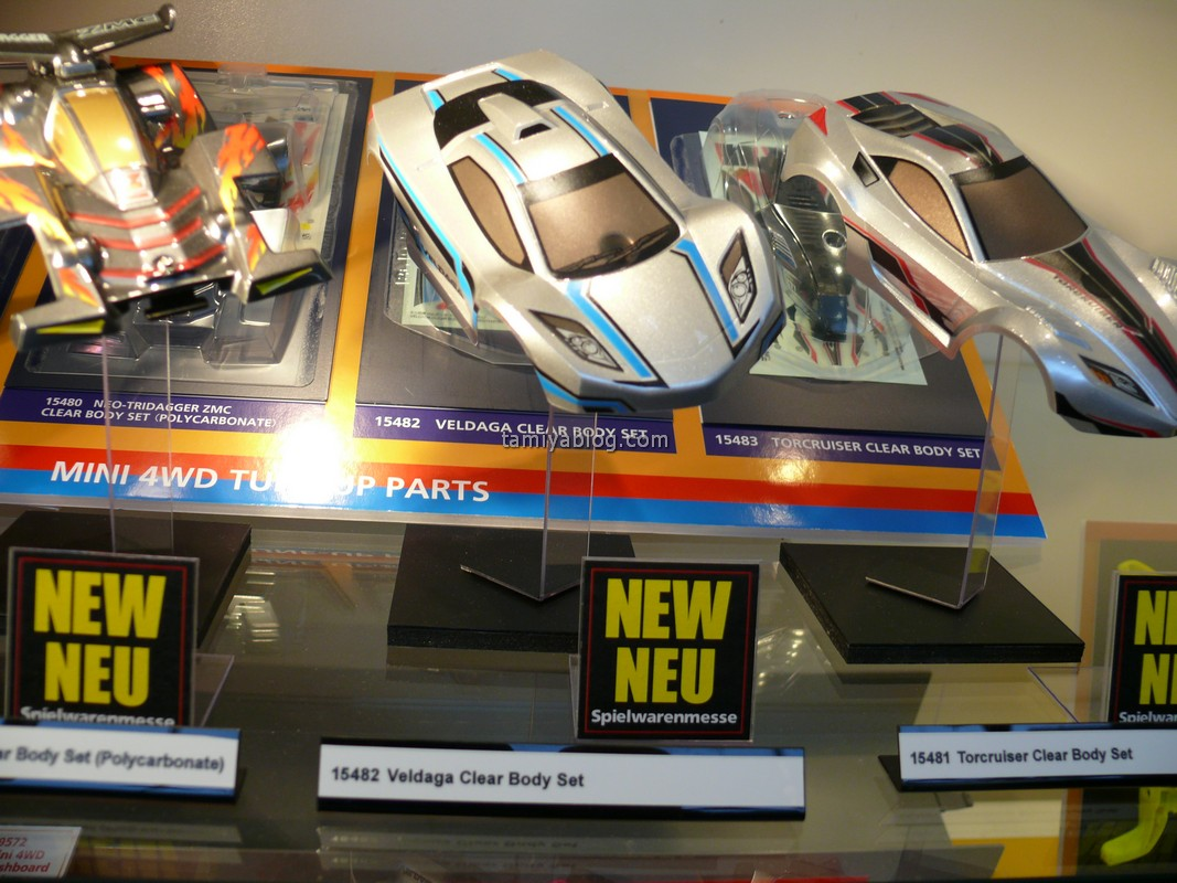 new mini car releaseTamiya Mini 4WD new releases details at Nuremberg Toy Fair 2015