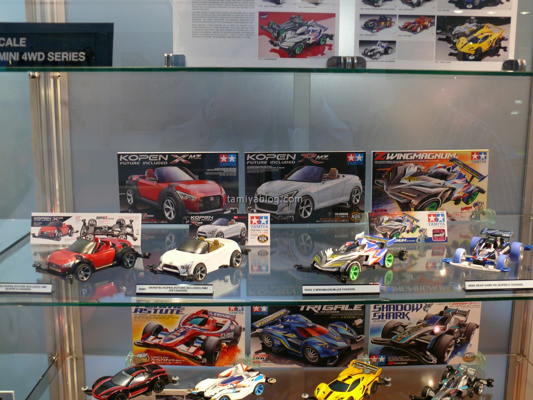 Nuremberg Toy Fair Spielwarenmesse 2015 Tamiya Future