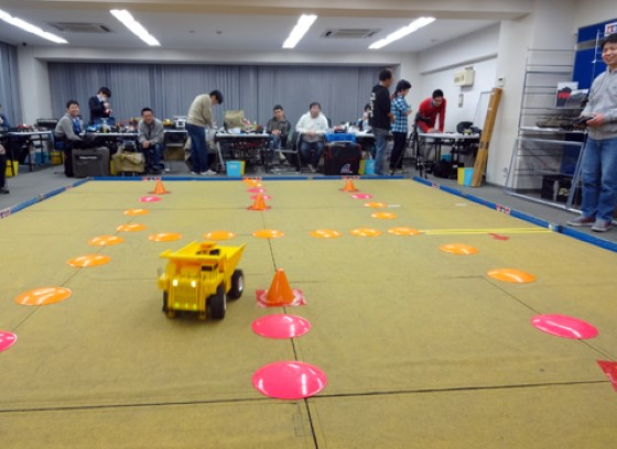 Tamiya RC classic fan meeting February 2015 2