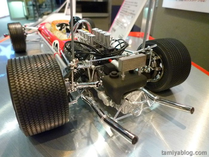 new model car kit releasesPhotos of all new Tamiya static kit releases at 54th Shizuoka