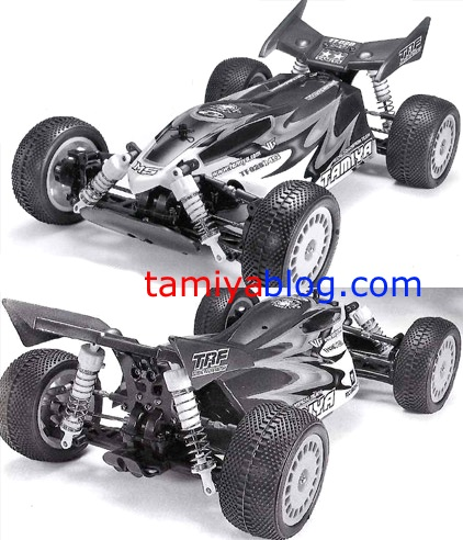Tamiya 84418 RC TT-02B MS