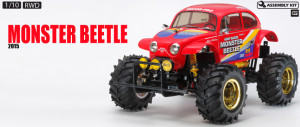 Tamiya 58618 Monster Beetle 2015
