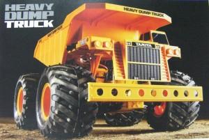 Tamiya 58622 Heavy Dump Track GF-01 chassis