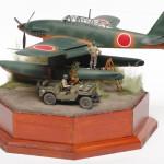 Tamiya Plastic Model Factory Shimbashi Shop 7th 1-48 Modelers Contest (8)
