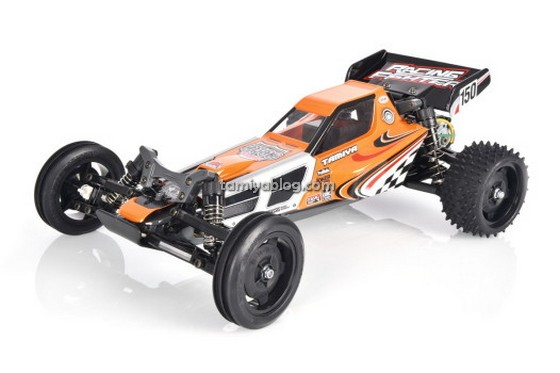 Tamiya 58628 RC Racing Fighter Buggy DT-03