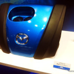 mazda engine cover tamiya chassis composite material (2)