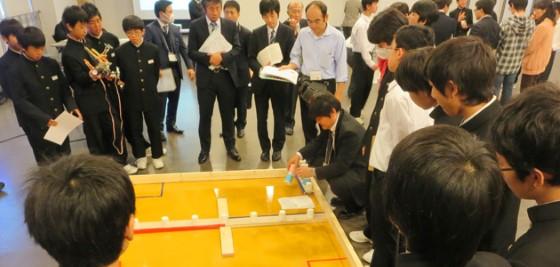 tamiya 12th shizouka robot contest