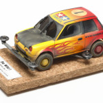 Tamiya Plastic Model Factory Shimbashi Shop 7th RC & Mini 4WD Modelers Contest (37)