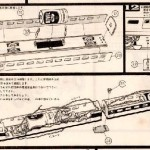 1964 Vintage Mokei Tamiya Super Express (Deluxe) Railway Train (7)