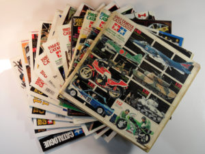 tamiya-catalogues