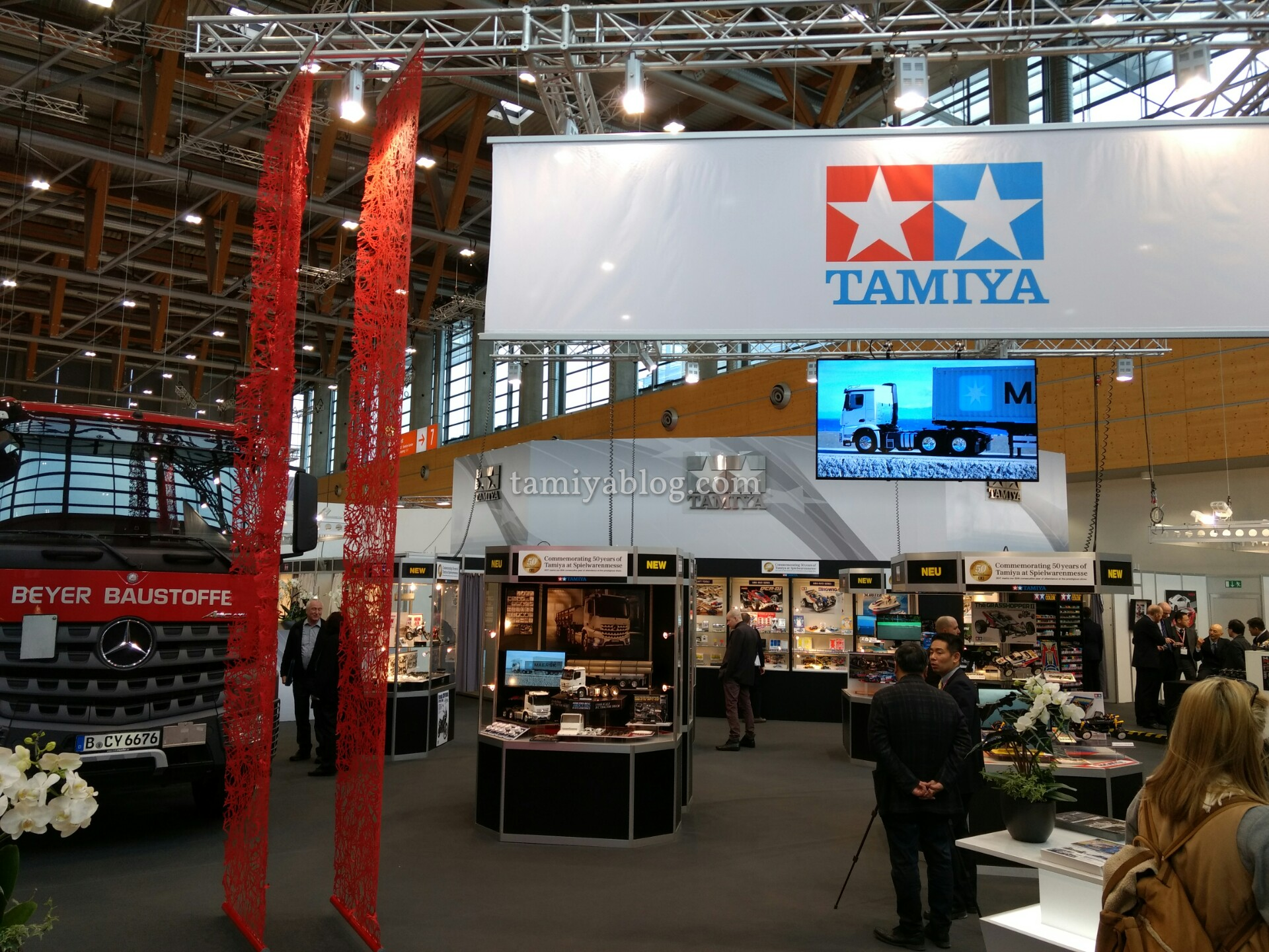 First overview of new items tamiya at nuremberg toy fair spielwarenmesse 2017