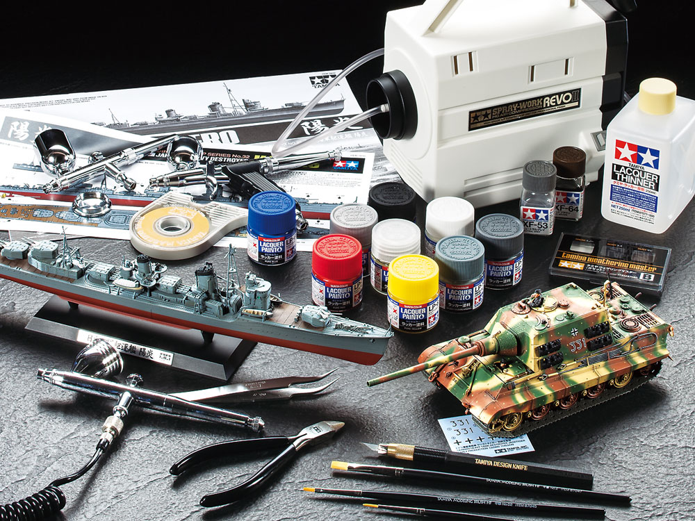 Tamiya Color Lacquer Paint Compatibility Table Matching List