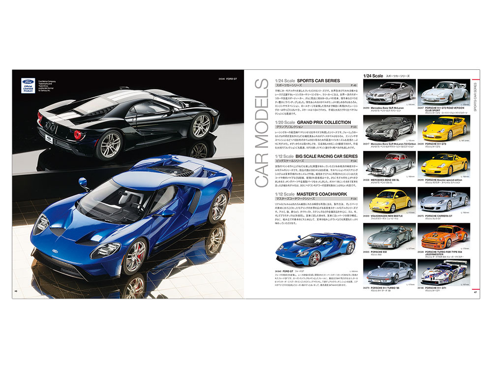 Details And Photos Of Tamiya 64418 Catalog 2019 Scale