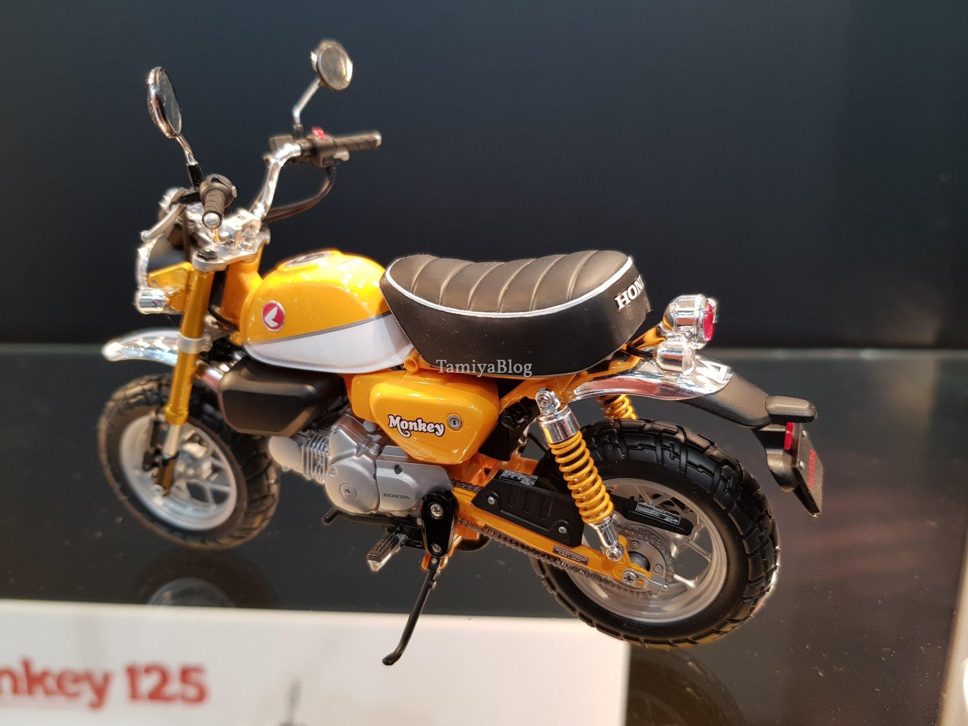 Tamiya 14134 Honda Monkey 125 Nuremberg Toy Fair 2019 Tamiyablog