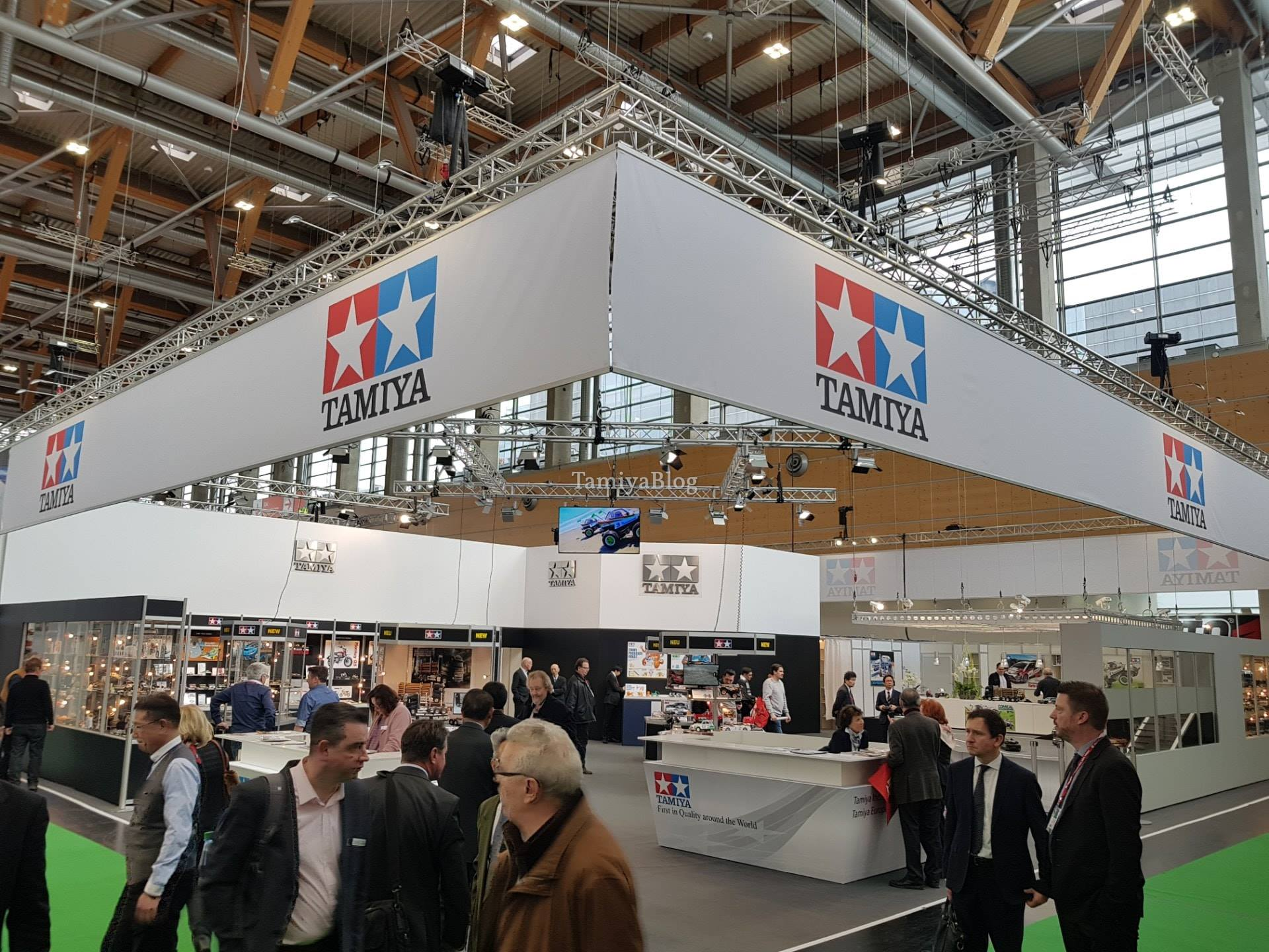 Nuremberg Toy Fair 2020.Official Update On The Possibility Of Tamiya Not
