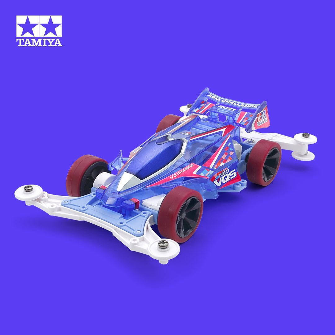Tamiya 95617 Neo-VQS Asia Challenge 2021 Special (VZ chassis)